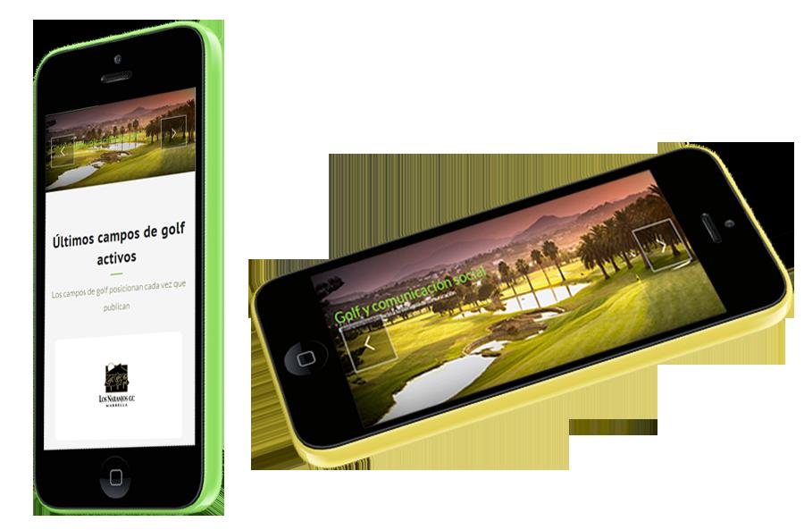 Especialistas en marketing de contenidos para campos de golf